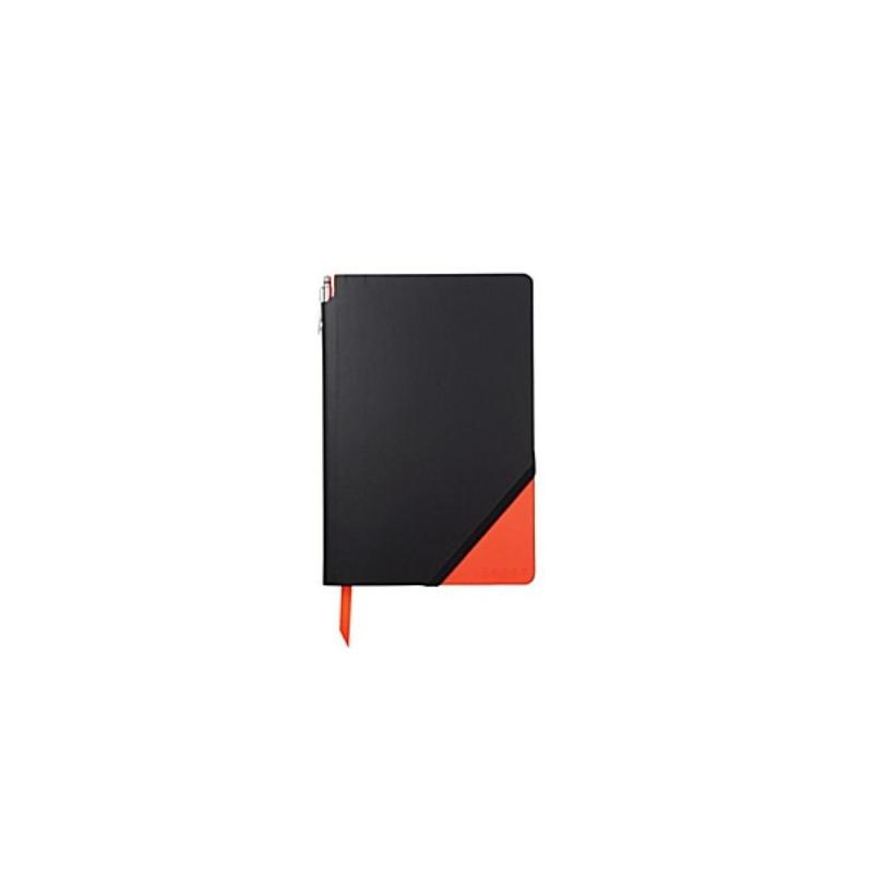 grand carnet cross jotzone orange lign sur. Black Bedroom Furniture Sets. Home Design Ideas