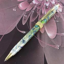 """Stylo Bille Cross® Botanica Vert  """"Lis"""""""