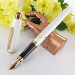 Stylo Plume Moyenne Cross® Century II Pearl / Or Rose