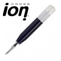"Recharge de Stylos Rollers ""Ion"" Cross® Bleu"