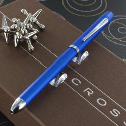 Stylo Multifonctions Cross® Tech3+ Bleu Métal